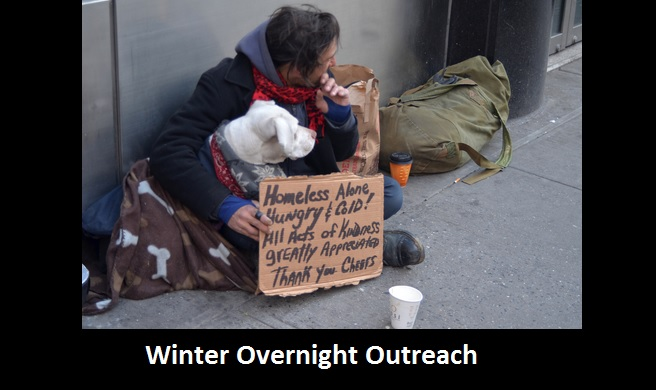 Winter Overnight Outreach